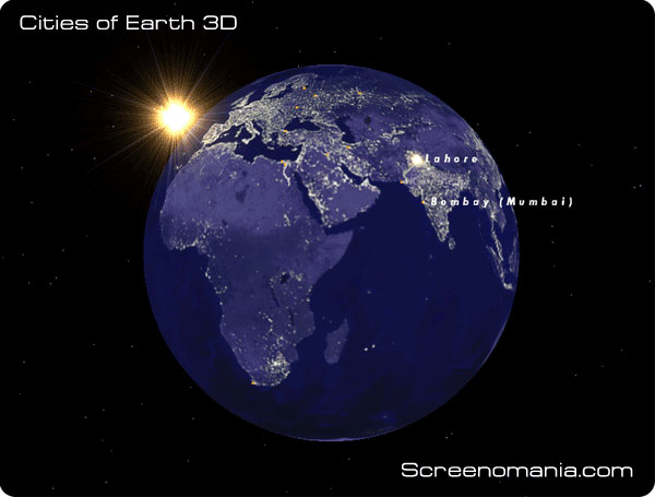 Cities of Earth Free 3D